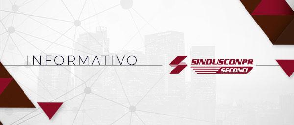 Newsletter Sinduscon-PR