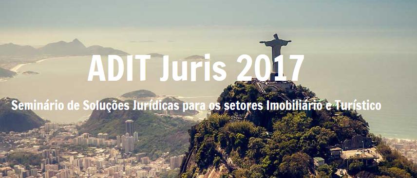 6ª edição do Seminário ADIT Juris acontece nos dias 20 e 21 de março