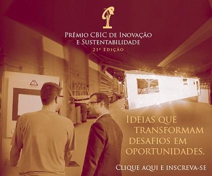 Prêmio CBIC de Inovação e Sustentabilidade