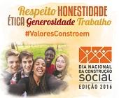 #ValoresConstroem