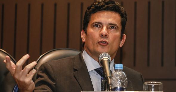 Juiz Federal Sérgio Moro fará palestra no Sinduscon-PR sobre Corrupção