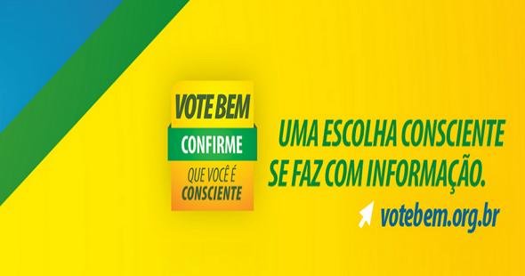 Sinduscon-PR apoia campanha VOTE BEM