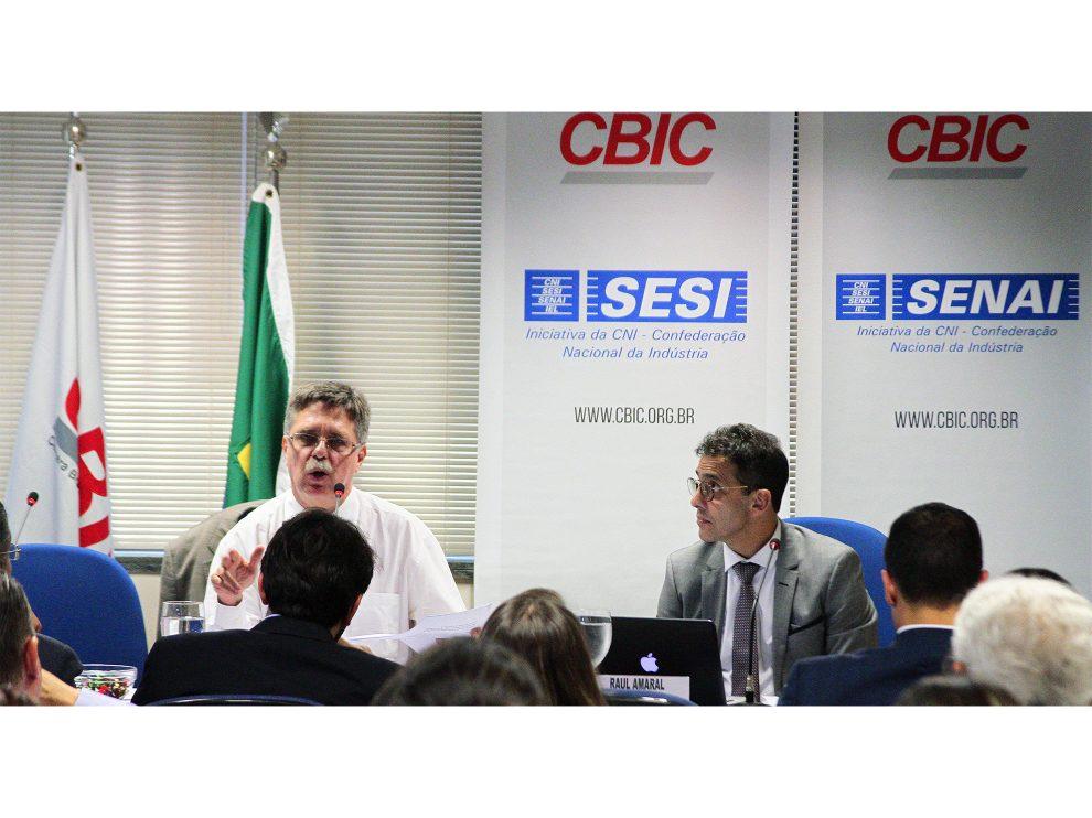 Em reunião, Conjur da CBIC levanta debate sobre registros imobiliários e anuncia seminário jurídico