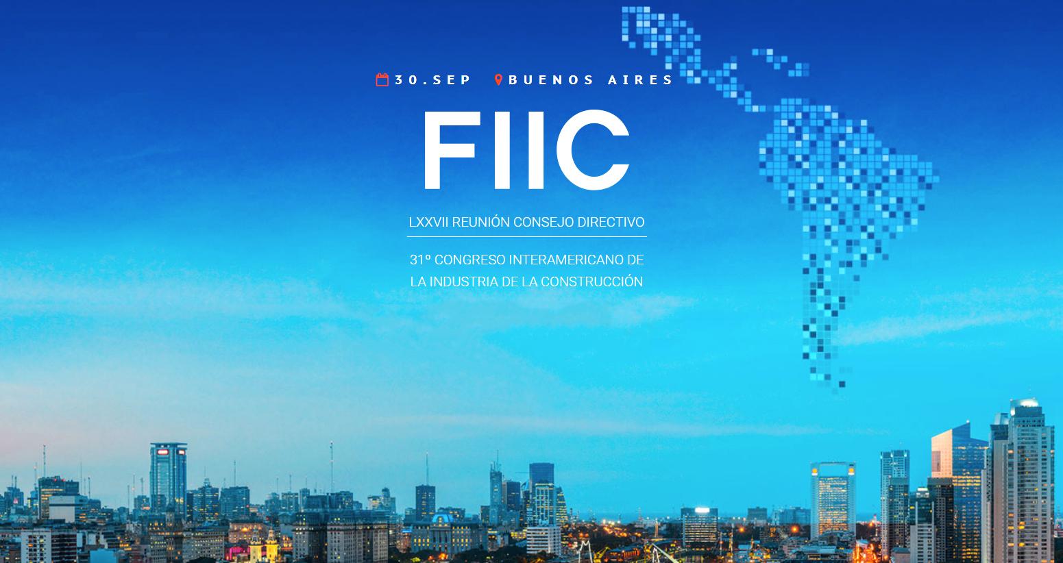 Câmaras do setor da construção de 18 países se reúnem na Argentina