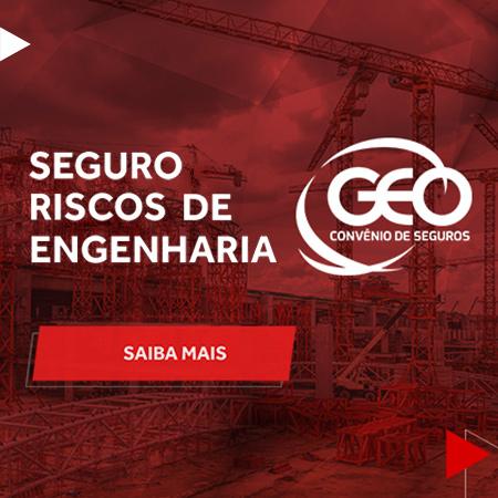 GEO - Seguros - Riscos de Engenharia