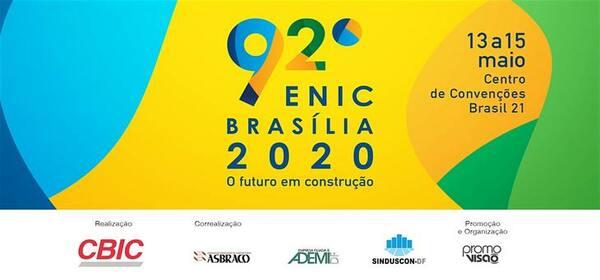 Participe do maior evento da indústria da construção do Brasil